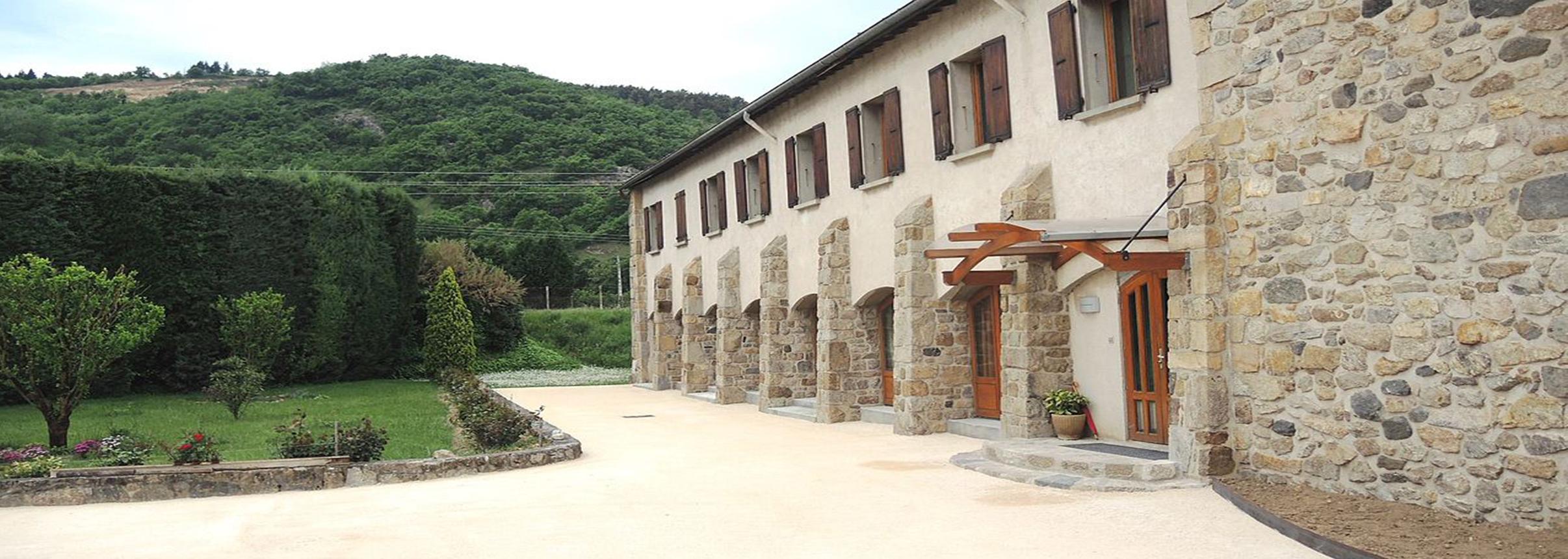 Salle sainte Marie - Abbaye saint Pierre